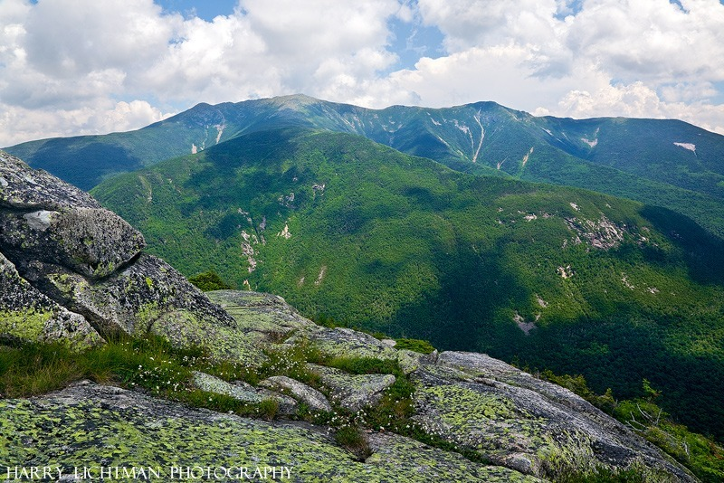 Kinsman Ledges - New Hampshire Mountains - Streams - Lakes - & Rivers