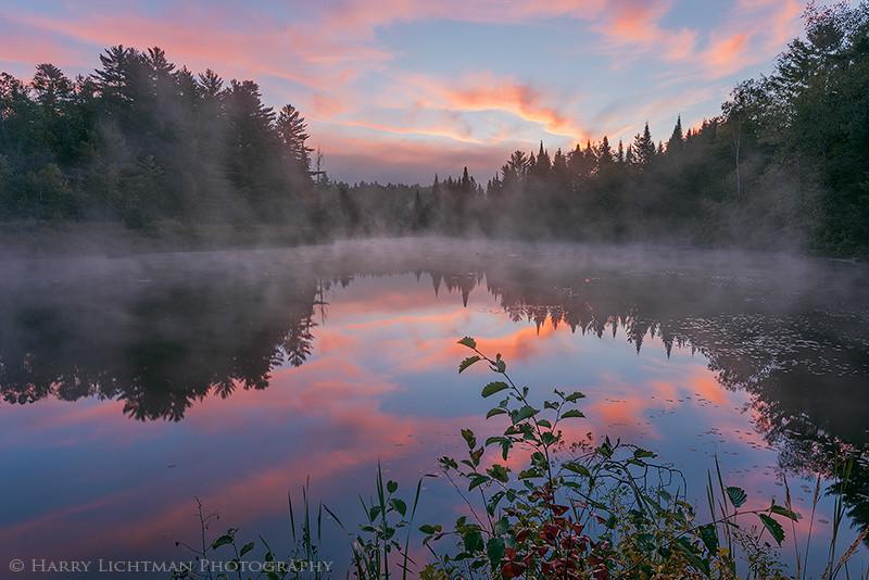 Littleton Marsh - New Hampshire Mountains - Streams - Lakes - & Rivers