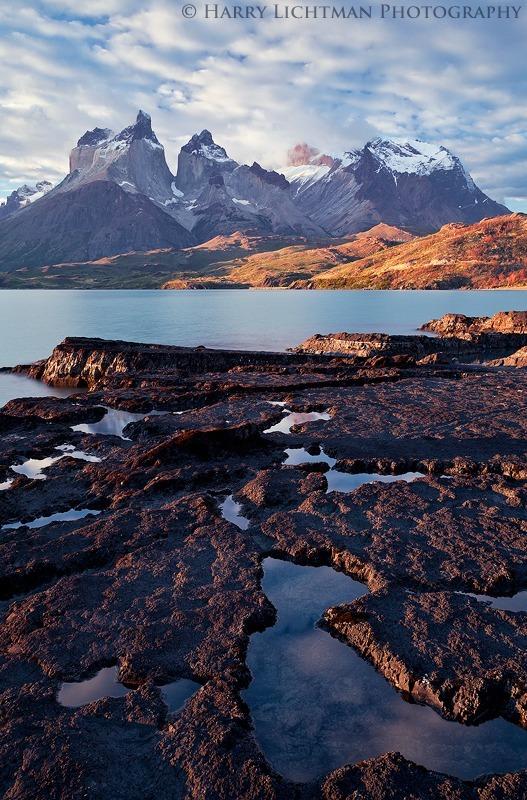 Pehoe Splendor - Torres del Paine National Park
