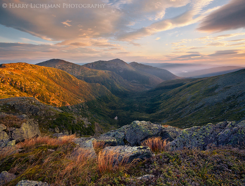 Warm Embrace - Great Gulf - New Hampshire Mountains - Streams - Lakes - & Rivers