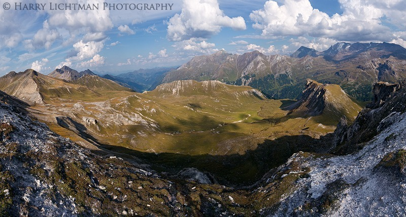 Hohe Tauern Vista - Austria - The Wild Landscape