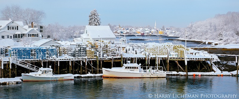 South End Frosting - New Hampshire Seacoast