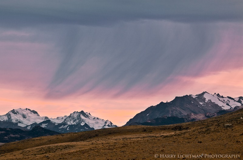 Ghost on the Wind - Los Glaciares National Park