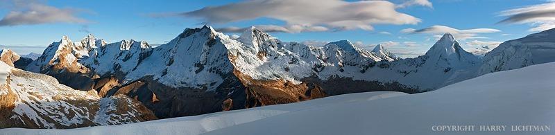 Paron Valley - Cordillera Blanca - Nevado Pisco Climb