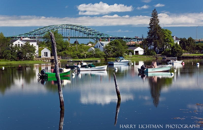 North Mill Pond - New Hampshire Seacoast