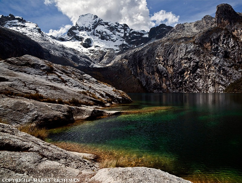 Laguna Churup II - Cordillera Blanca Trek