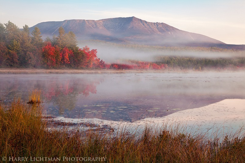 Mighty Katahdin - Maine Coast & Mountains