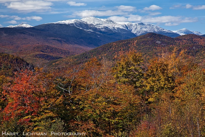 Edge of Seasons - New Hampshire Mountains - Streams - Lakes - & Rivers
