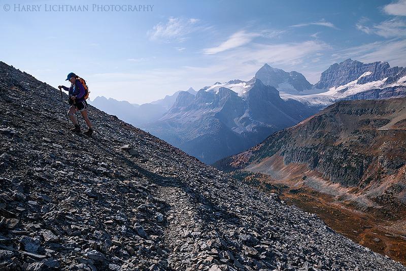 Higher & Higher - Wonder Peak - From the Trail