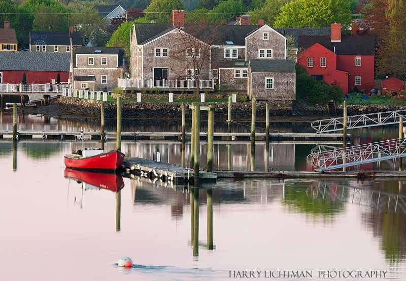 Red Dawn - Portsmouth - New Hampshire Seacoast