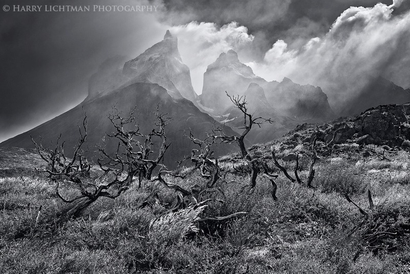 Los Cuernos - Renewal - Torres del Paine National Park