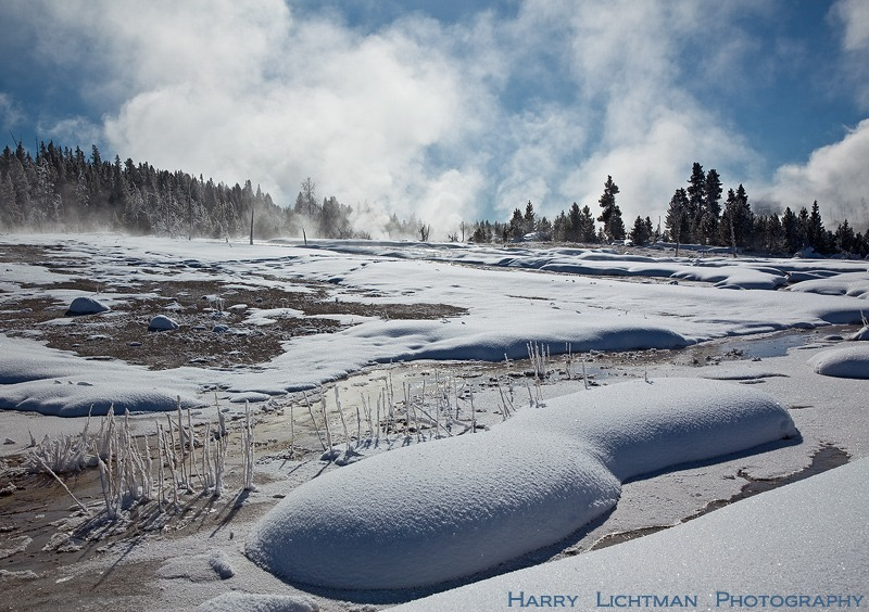Thermal Fusion - West Yellowstone - Winter