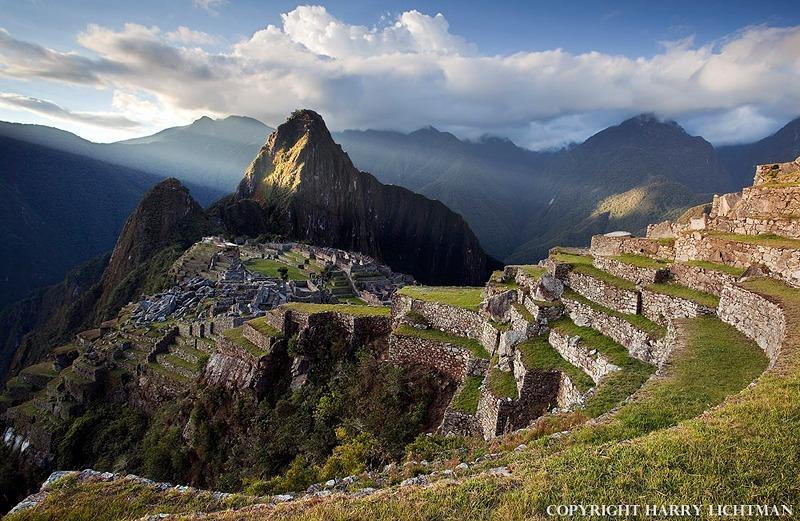Last Light - Machu Picchu - Machu Picchu & Cuzco