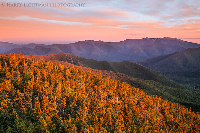 The Longest Day - New Hampshire Mountains - Streams - Lakes - & Rivers