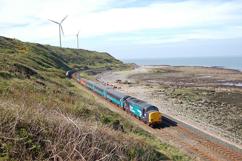 JL 23.5.15 37609 2C40 08.43 Carlisle - Barrow, Catt Gill - Cumbrian Coast