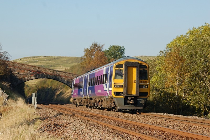 8.10.12 - 158816 15.05 Carlisle - Leeds, Low Frith - Low Frith