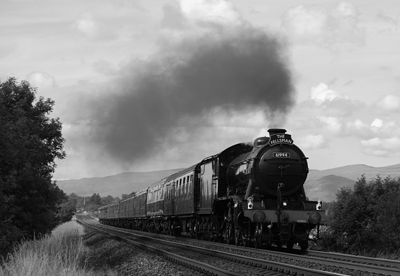 8.8.12 - K4 No.61994 'The Great Marquess' Carlisle - Lanc, Ormside - Ormside