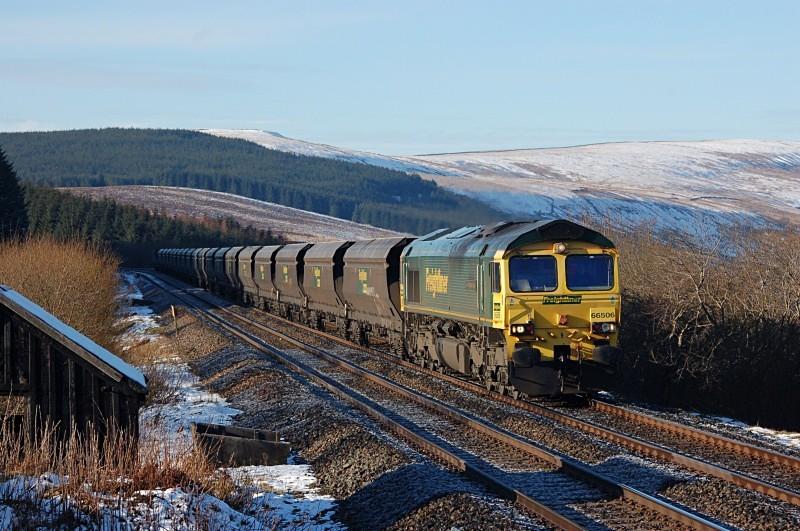 4.3.10 66506 4M75 Stourton - Carlisle, Rise Hill Tunnel - Rise Hill Tunnel North