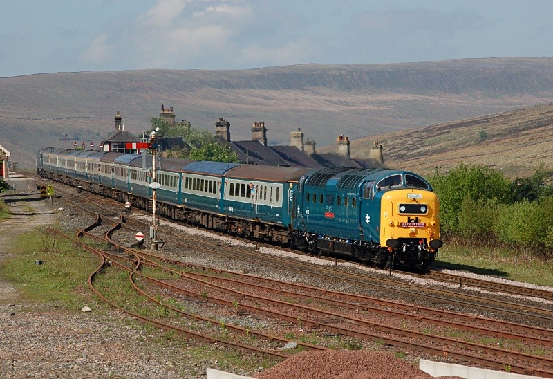 31.5.10 - 50022 1Z87 Stockport - Edinburgh, Garsdale - Garsdale