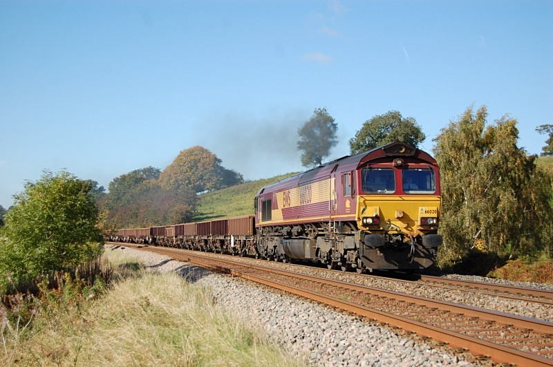 9.10.12 - 66020 6K05 Carlisle - Crewe, Black Leases Farm - Black Leases Farm