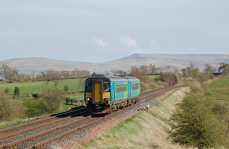 3.5.06 156443 14.49 Leeds - Carlisle, Griseburn - Griseburn