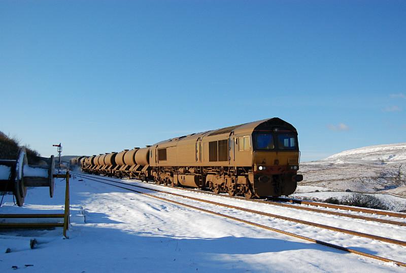 JL - 21.11.15 66422 66429 3J11 Carlisle - Carlisle, Garsdale - Garsdale - South