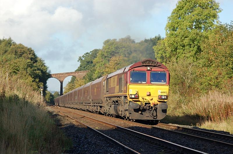 17.10.13 - 66082 Hunterston - Ferrybridge, Newbiggin - Newbiggin