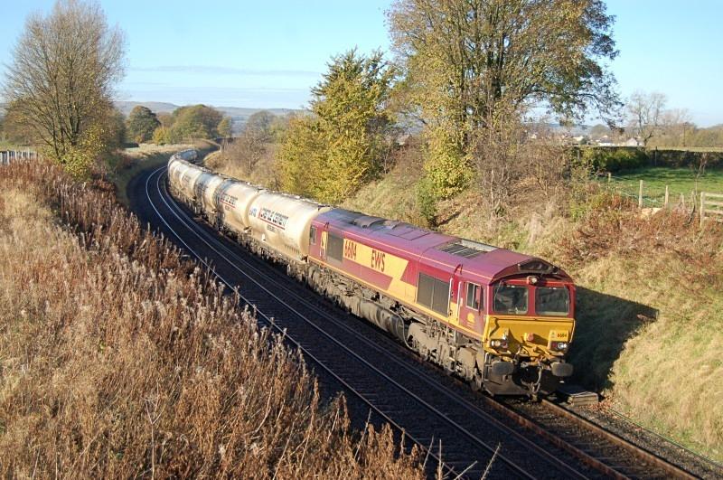 5.11.12 - 66114 6M00 Mossend - Clitheroe, Long Preston - Long Preston
