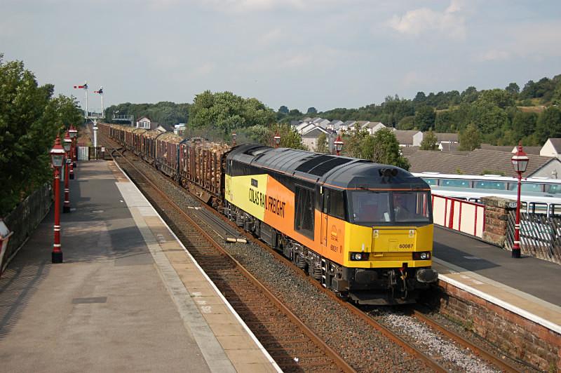 JL - 11.9.15 60087 6J37 Carlisle - Chirk, Appleby - Appleby