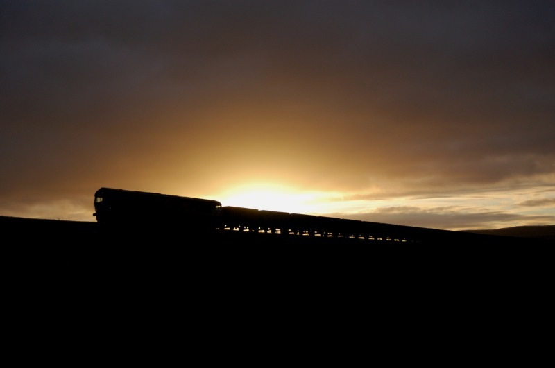 19.10.11 - 66145 6Z88 Doncaster - Carlisle, Lunds - Lunds - Northbound