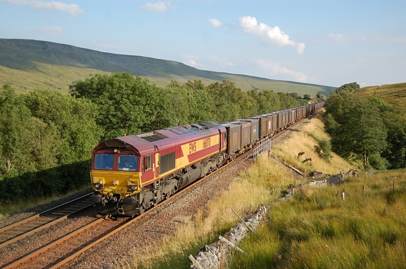 15.8.12 - 66078 6C40 Fiddlers Ferry - Kirkby Thore, Low Frith - Low Frith