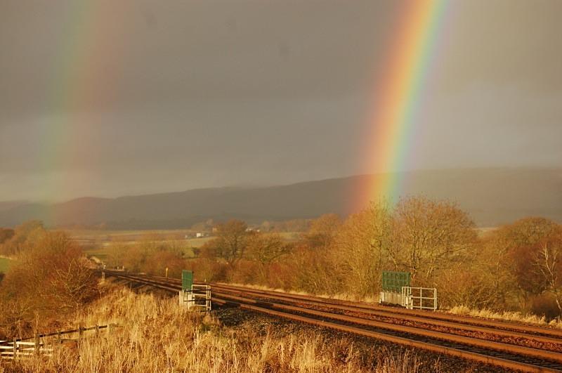3.12.12 - Rainbow at Town End Farm - Town End Farm