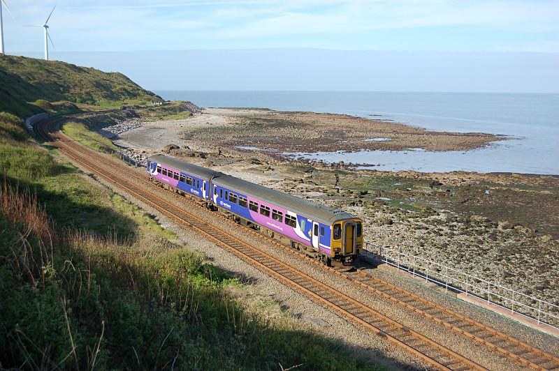 JL 23.5.15 156490 2C39 09.06 Whitehaven - Carlisle, Catt Gill - Cumbrian Coast