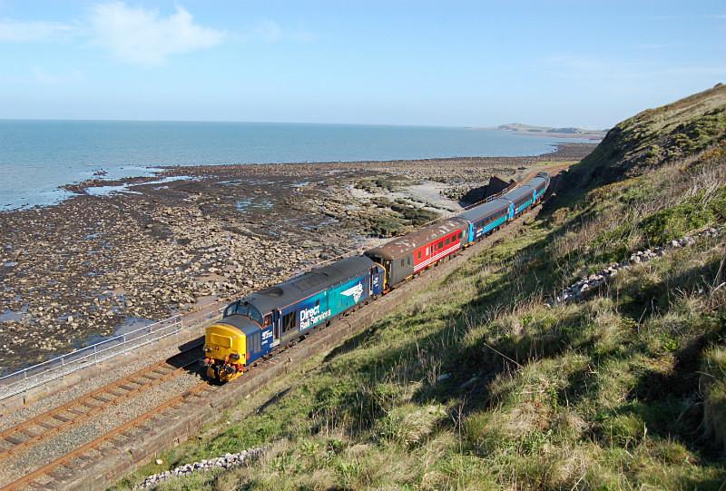 JL 23.5.15 37423 2C40 08.43 Carlisle - Barrow, Catt Gill - Cumbrian Coast