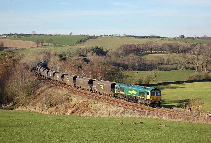 11.3.14 - 66555 6M21 Hunterston - Ratcliffe, Armathwaite - Armathwaite