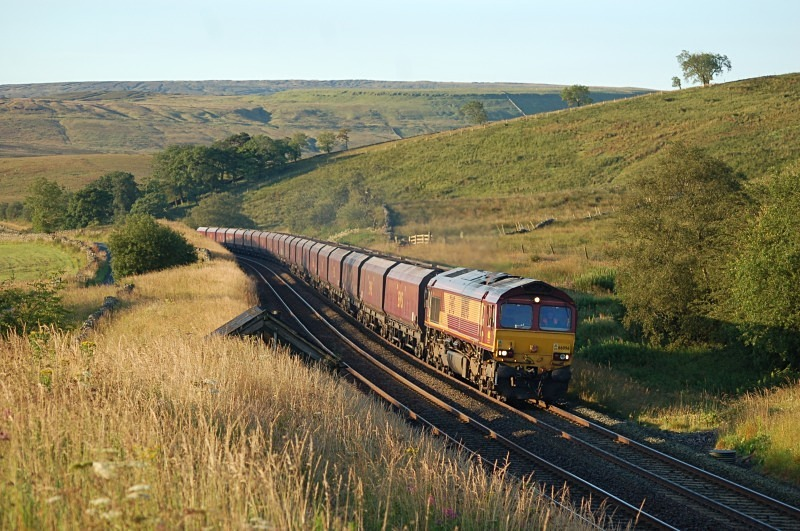 9.8.12 - 66096 4S84 Milford - Greenburn, Shotlock Hill Tunnel - Shotlock Hill