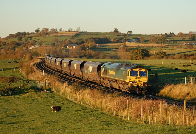 4.11.13 66520 6M32 Hunterston - Ratcliffe, Langwathby - Langwathby