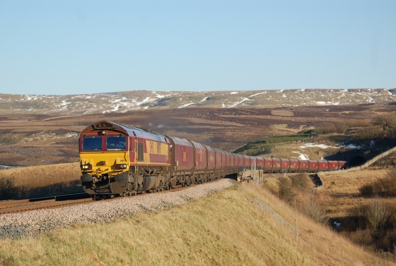 5.4.12 - 66176 4S93 Milford - New Cumnock, Lunds - Lunds - Northbound