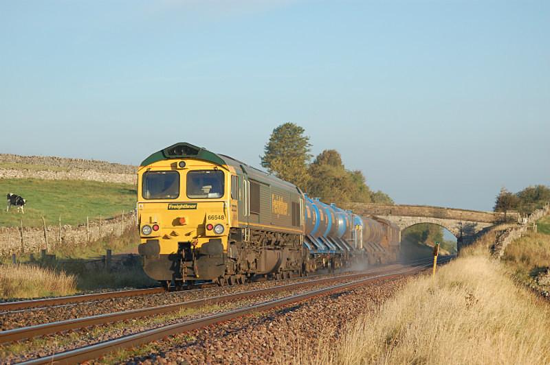 JL - 9.10.15 66548 & 66426 3J11 Carlisle - Carlisle, Greengates - Greengates