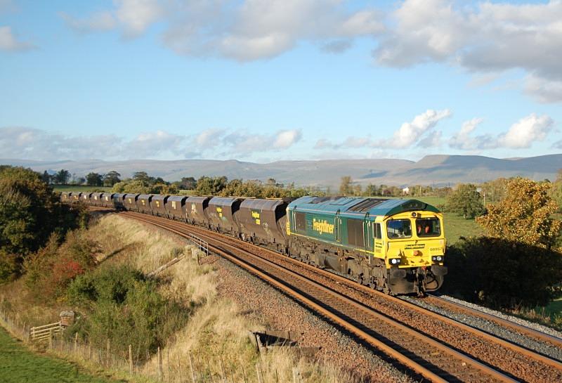 17.10.13 - 66957 6M32 Hunterston - Ratcliffe, Gallansay - Gallansay