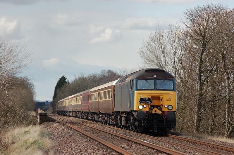 28.4.13 - 57316 Carlisle - Hull Statesman excursion, Griseburn - Griseburn