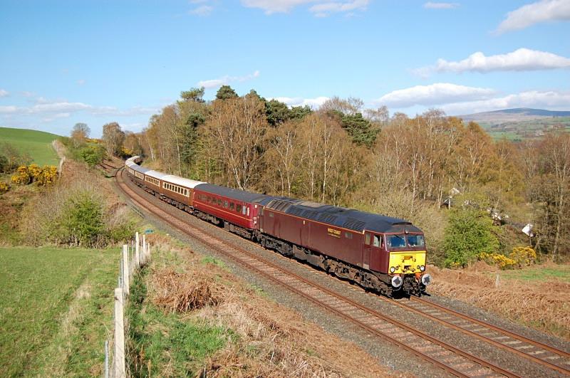 19.4.14 - 57314 1Z72 16.01 Carlisle - Cambridge, Armathwaite - Armathwaite Mill Brow