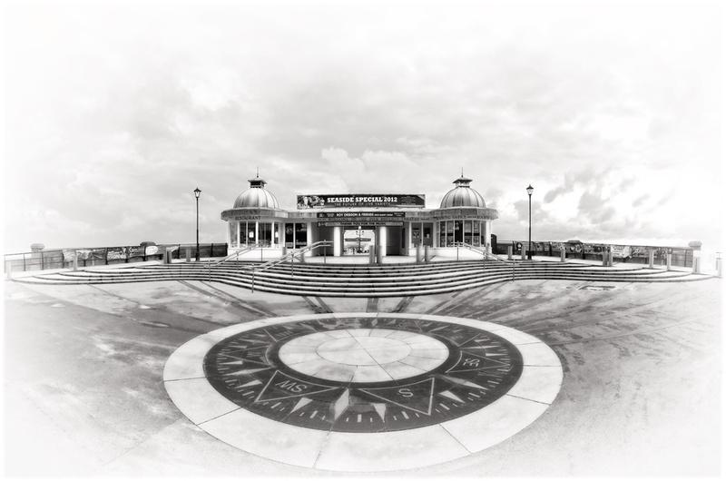 Compass Rose - Norfolk Coast