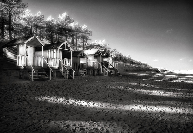End of the Row - Norfolk Coast