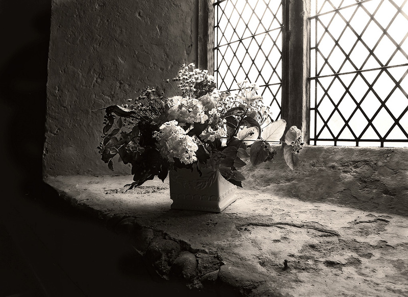 Waxham - St John - Window light