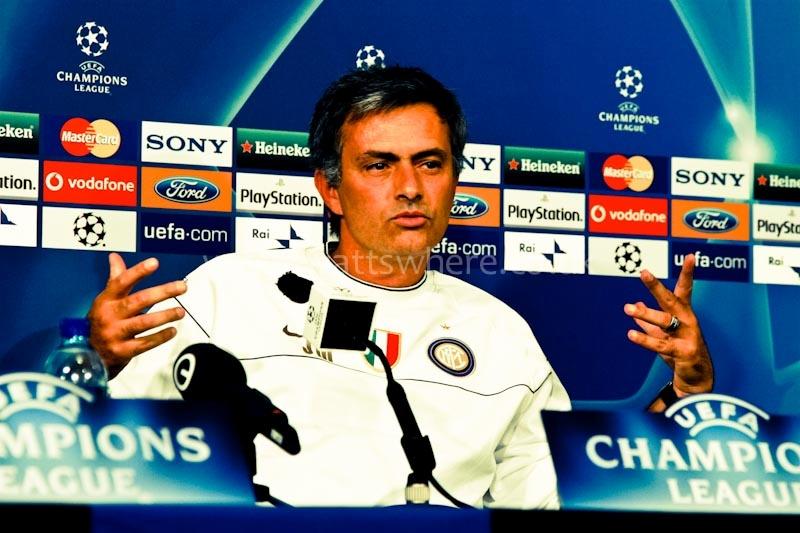 Jose Mourinho - People & Places
