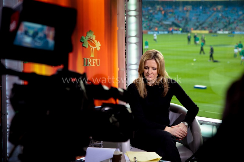 Gabby Logan - People & Places