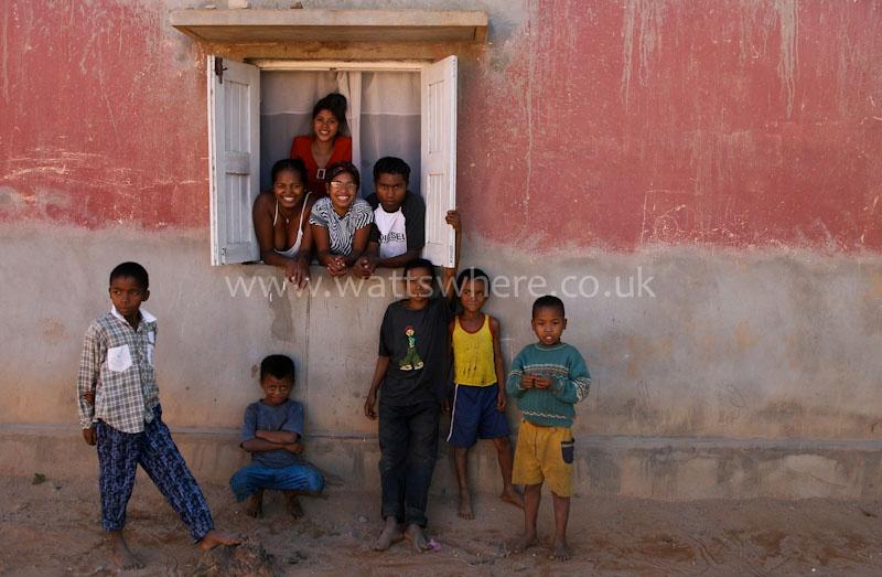 Madagascar Friends - People & Places