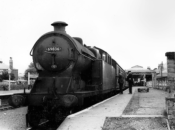 Hornsea Steam - Steam Gallery