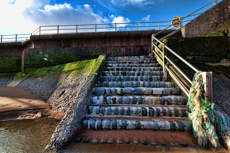 broadstairs steps - Landscapes